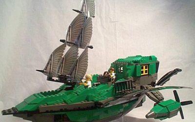 Athena Airship