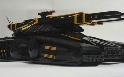 Blacktron Behemoth