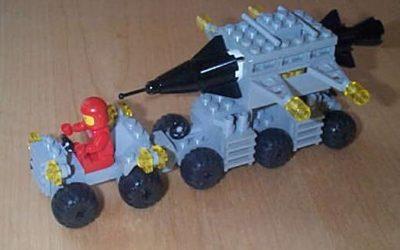 Classic Space Rocket Hauler