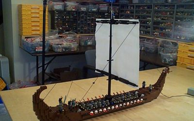 Katana Viking Longship