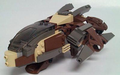 Megaera Light Attack Fighter