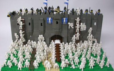 Siege of Martindale Castle