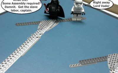 Vader's New Weapon