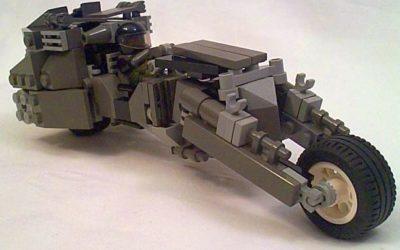 Vertigo Transforming Turbocycle