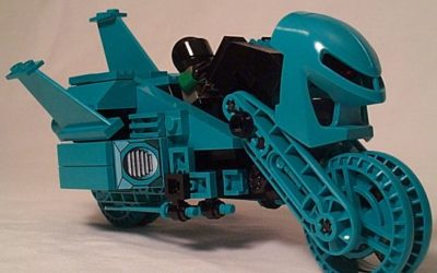 Thanatos Turbocycle