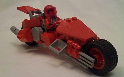 Firebrand Turbocycle