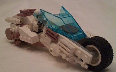 Blizzard Turbocycle