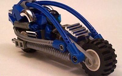 Mirage Turbocycle