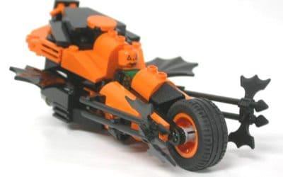 Jack 'O Lantern Turbocycle