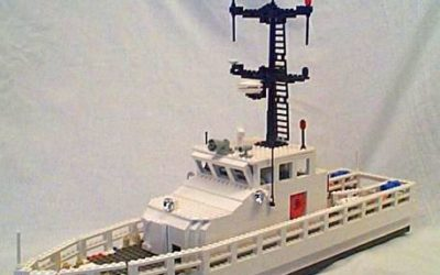 Marine Protector Class Coast Guard Cutter