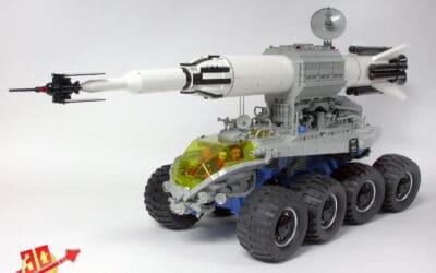 Mobile Intergalactic Rocket Command